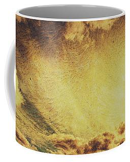 Dawn Of A New Day Texture Coffee Mug