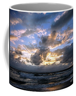 Dawn Of A New Day Treasure Coast Florida Seascape Sunrise 138 Coffee Mug
