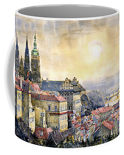 Dawn Of Prague Coffee Mug