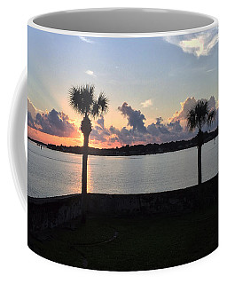 Coffee Mug featuring the photograph Celebrate 450 Landing Day by LeeAnn Kendall