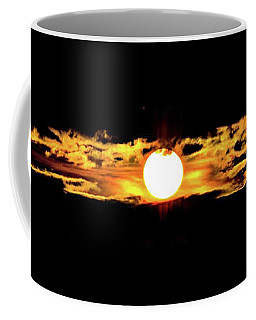 Coffee Mug featuring the photograph Dawn Of The Golden Age by Az Jackson