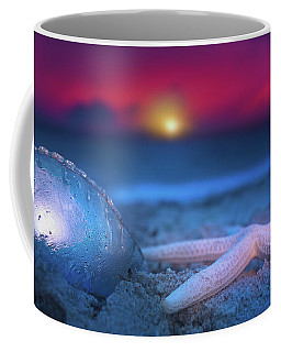 Coffee Mug featuring the photograph Dawn Of The Warriors by Mark Andrew Thomas