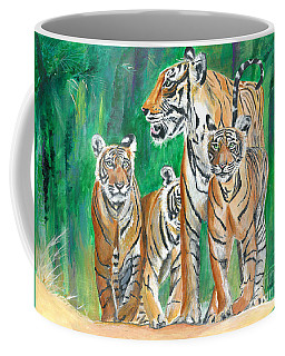 Dawn Patrol- Painting  Coffee Mug