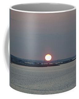 Coffee Mug featuring the photograph Dawn by  Newwwman