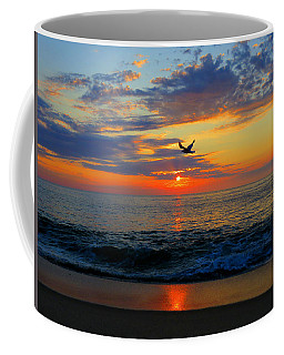 Dawning Flight Coffee Mug