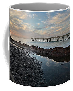 Day At The Pier Coffee Mug