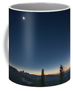 Day Becomes Night Coffee Mug