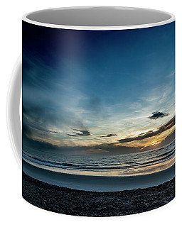 Coffee Mug featuring the photograph Day Breaker by Eric Christopher Jackson