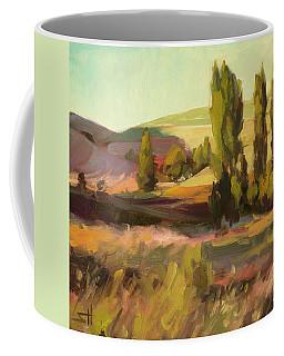Day Closing Coffee Mug