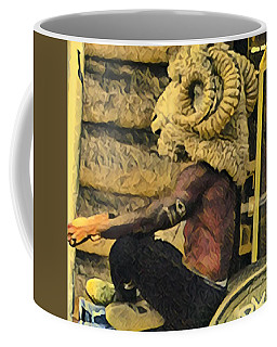 Day In Soho Coffee Mug