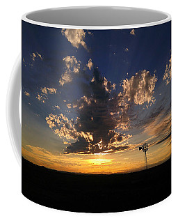 Day Is Done Coffee Mug