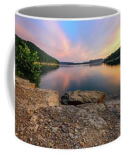 Day Light On The Bay Coffee Mug