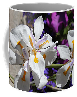 Coffee Mug featuring the photograph Day Lily by M Diane Bonaparte