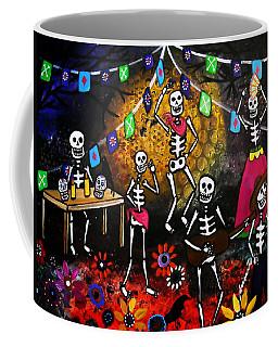 Day Of The Dead Festival Coffee Mug