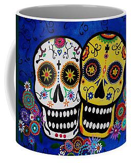 Day Of The Dead Sugar Coffee Mug