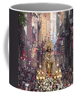 Day Of The Virgen De Los Desamparados Coffee Mug