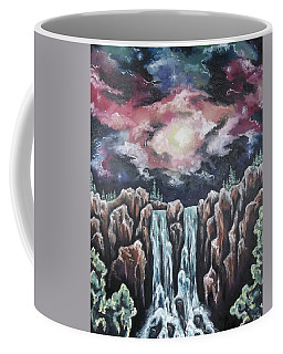 Day One, Sky Diamonds Coffee Mug