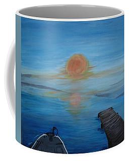 Day Out Fishing Coffee Mug