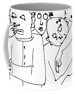 Day Room- Ward 10 Coffee Mug