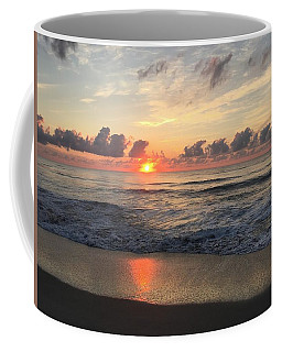 Daybreak At Cocoa Beach Coffee Mug