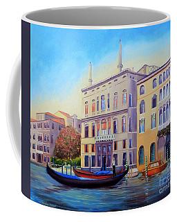 Daybreak At Venice Coffee Mug by Shelia Kempf