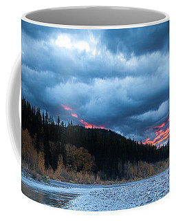 Daybreak Coffee Mug by Fran Riley