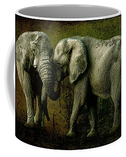 Daybreak Greeting Coffee Mug
