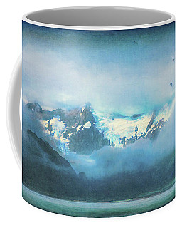 Daybreak In Passage Canal Coffee Mug
