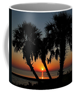 Coffee Mug featuring the photograph Daybreak by Judy Vincent