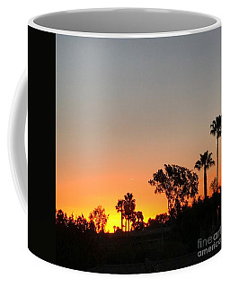 Coffee Mug featuring the photograph Daybreak by Kim Nelson