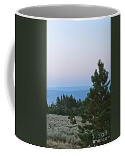 Daybreak On The Mountain Coffee Mug