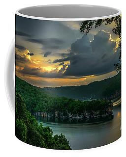 Daybreak Over Long Point Coffee Mug