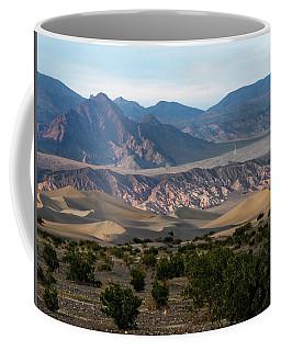 Coffee Mug featuring the photograph Daylight Pass by Joe Schofield