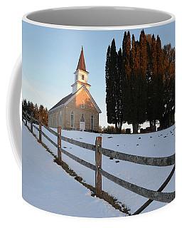 Daylight's End Coffee Mug by Janice Adomeit