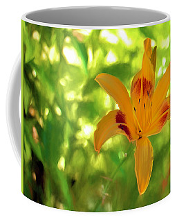 Daylily Coffee Mug by Charles Ables