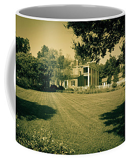 Coffee Mug featuring the photograph Days Bygone - The Hermitage by James L Bartlett