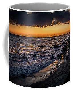 Days End At El Matador Coffee Mug