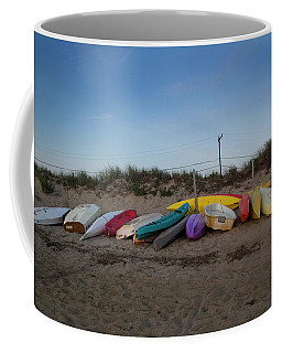 Day's End Coffee Mug by Michael Friedman