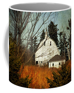 Coffee Mug featuring the photograph Days Gone By by Julie Hamilton