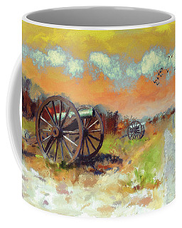 Coffee Mug featuring the photograph Days Of Discontent by Lois Bryan