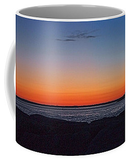 Coffee Mug featuring the photograph Days Pre Dawn by  Newwwman