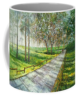 Dayspring Retreat Coffee Mug