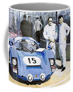 Daytona 1966 Porsche 906 Herrmann-linge Coffee Mug