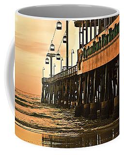 Daytona Beach Pier Coffee Mug