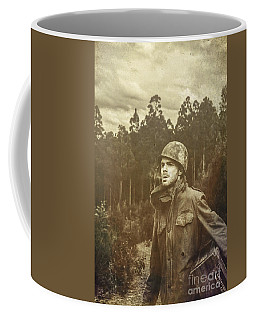 Daze Of War Coffee Mug