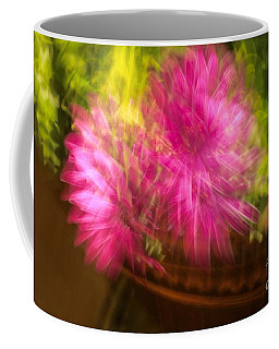 Dazed Coffee Mug by Cathy Dee Janes
