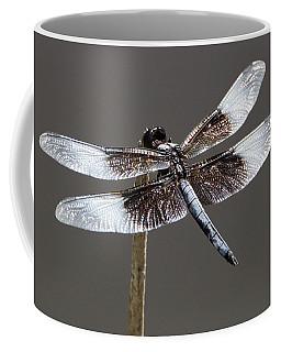 Dazzling Dragonfly Coffee Mug