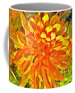 Dazzling Succulent Coffee Mug