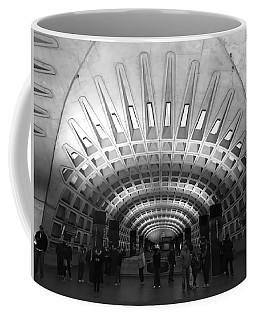 D.c. Metro Coffee Mug