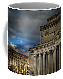 Dc Rendering IIi Coffee Mug